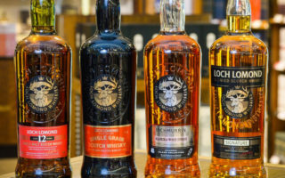 Exclusive new whisky takes off at Glasgow Airport
