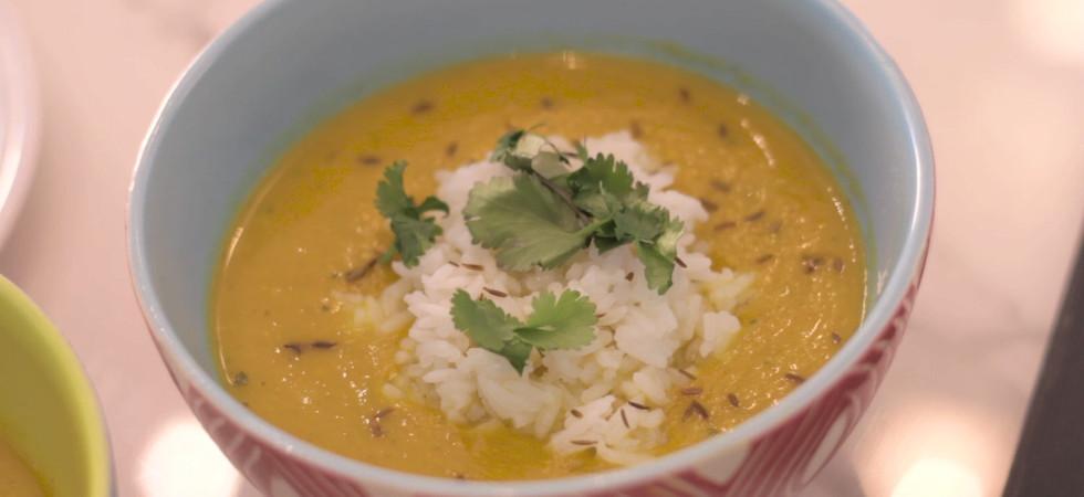 Thai Coconut Soup with Sophie Gordon