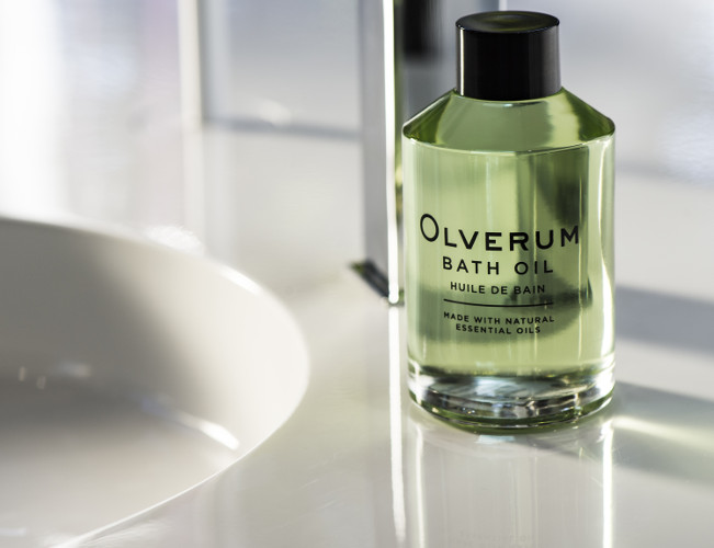 Oliverum Bath Oil