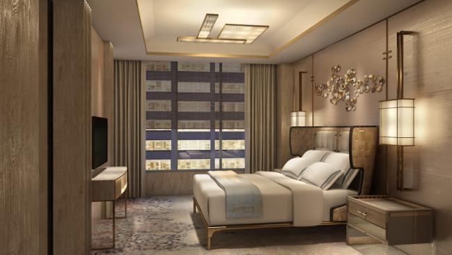 Apartment Suite at The Landmark Mandarin Oriental