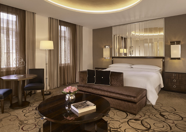 A celebrated Art Deco hotel in the heart of London Mayfair