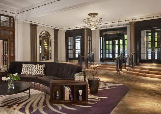 The Lobby at Sheraton Grand London Park Lane