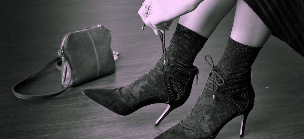 Finch & Belle luxury socks