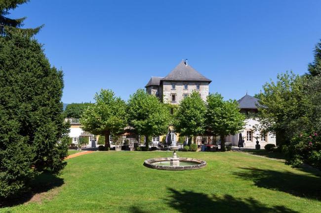 Chateau de Candie, Chambéry
