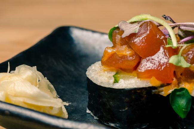 Murakami Japanese food