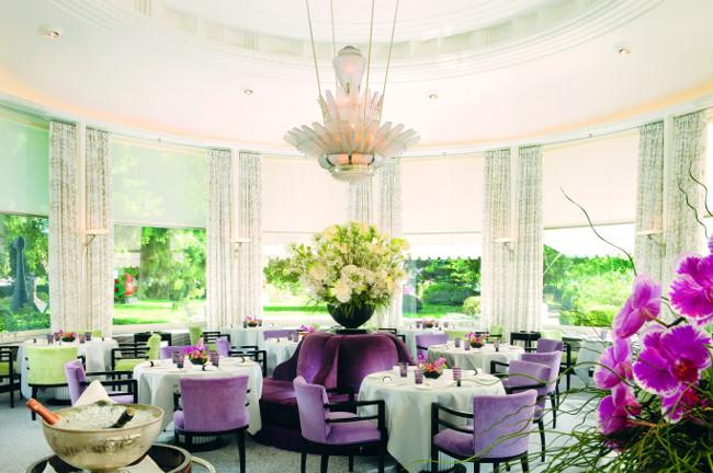 's Pavillion Restaurant