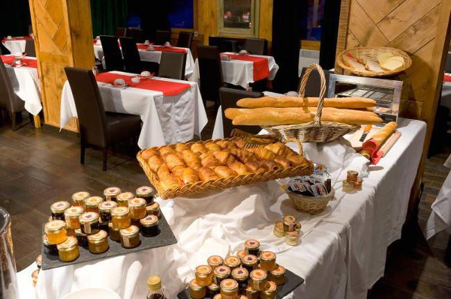 Hotel Mottaret Breakfast