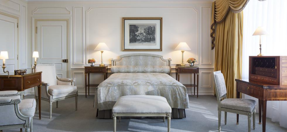 The Four Seasons Hotel Ritz Lisbon in Portugal