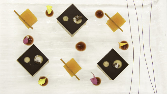 Food at The Four Seasons Hotel Ritz Lisbon