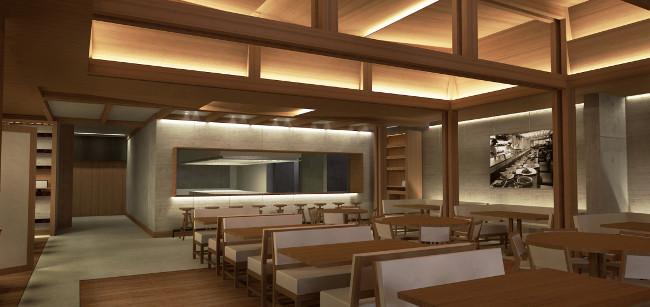 Nobu Hotel Shoreditch main dining room 3