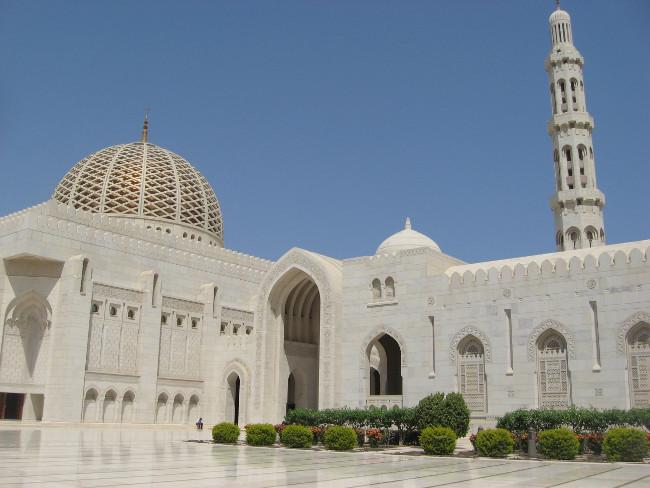 Oman. Palace