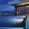 Rooftop Pool at Le Gray, Beirut in Lebanon