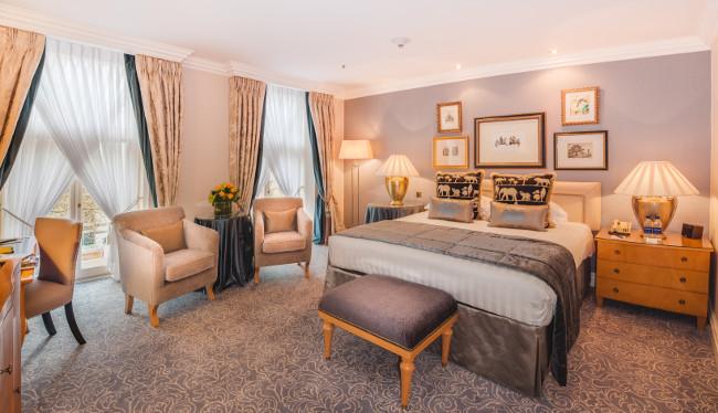 The Landmark London - new room