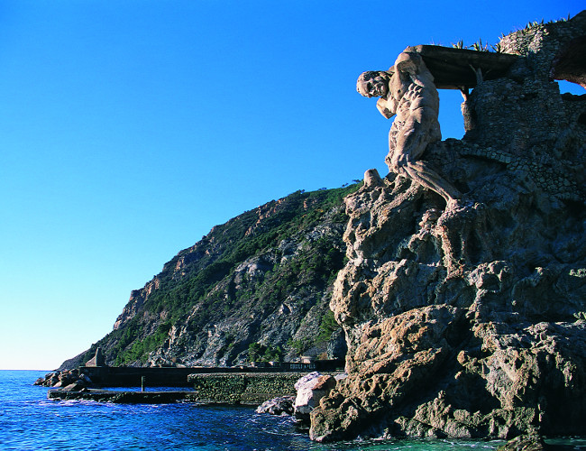 The Monterosso Giant