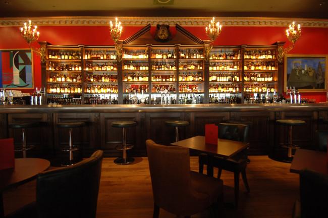 Whisky Bar BCW