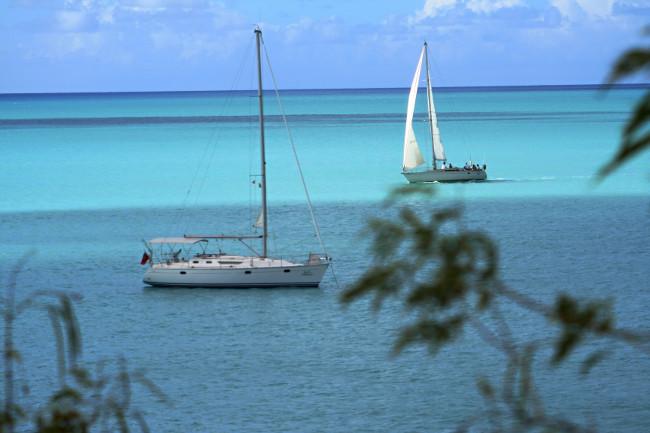 Your Caribbean Antigua sailing