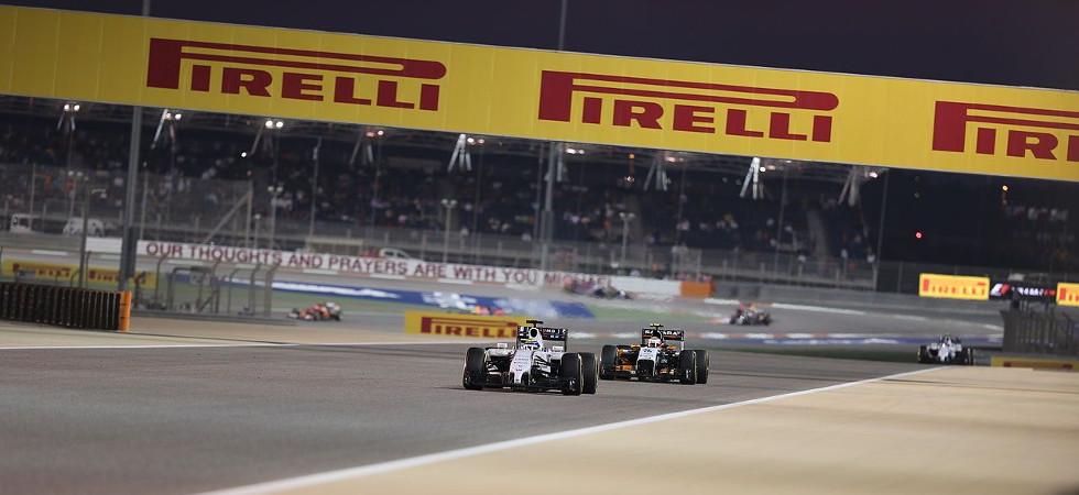 2017 Gulf Air Bahrain Grand Prix