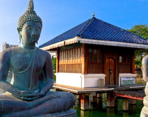 colombo temple Sri Lanka