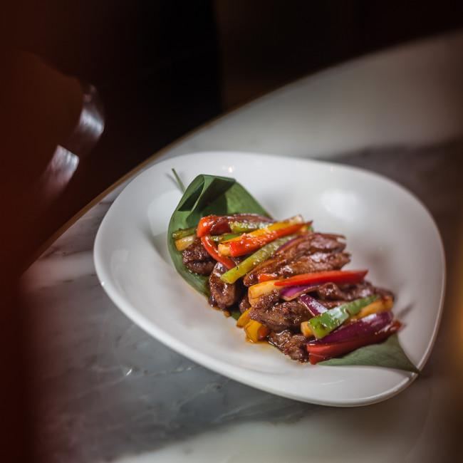 Hakkasan Food Review