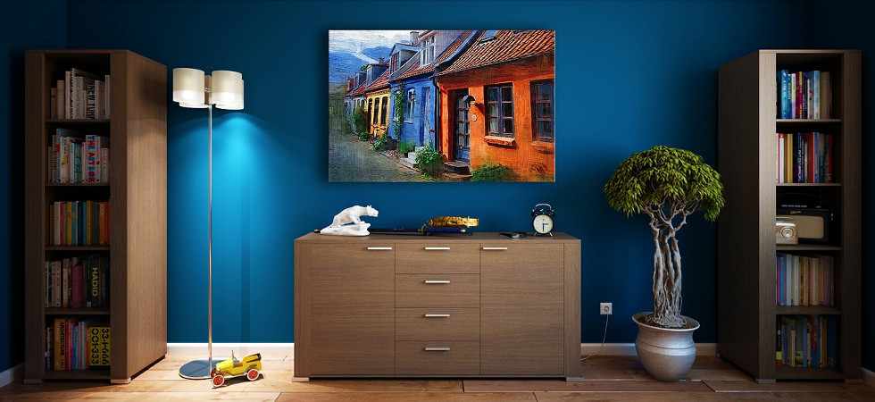 lounge wall furniture wooden