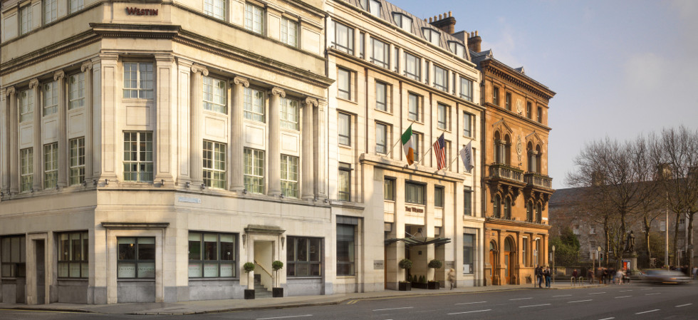 Hotel Review The Westin Dublin Central Dublin In Ireland