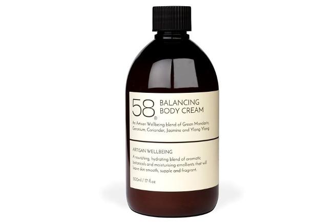 58 body cream