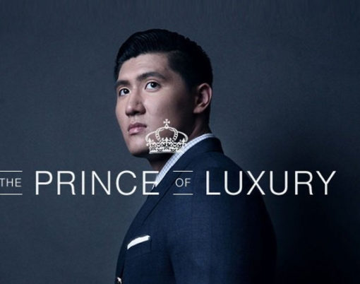 'The Prince of Luxury' Noel Shu