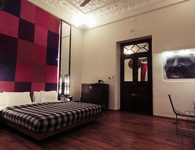 Casa Colombo bedroom 1