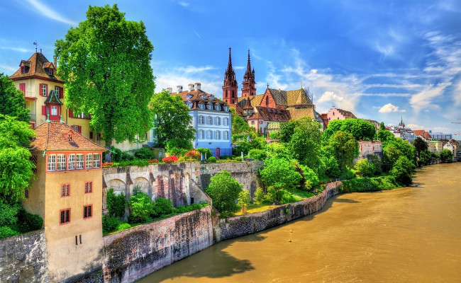 The Enchanting Rhine with AMAWaterways