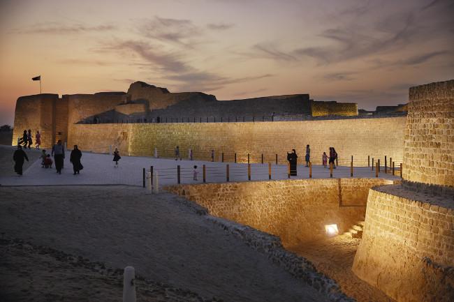 Qal'at Al Bahrain fort