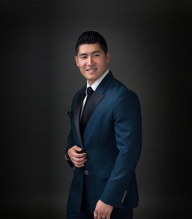 'The Prince of Luxury' Noel Shu