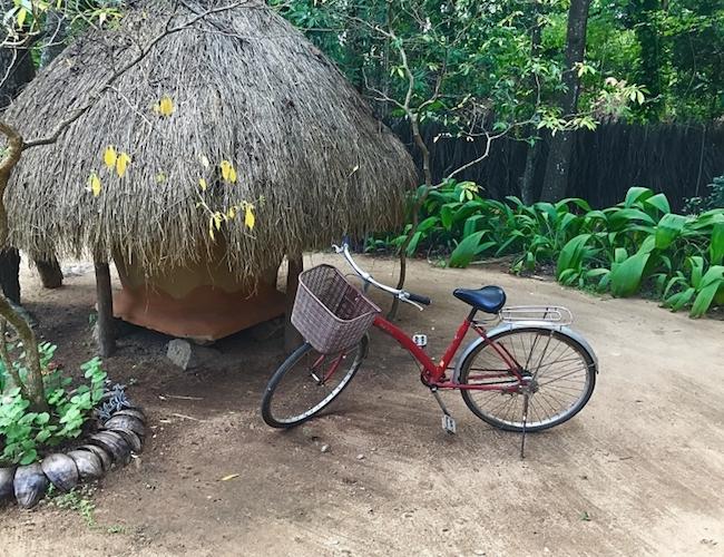 Ulpotha bike