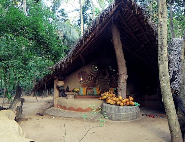 Ulpotha breakfast hut
