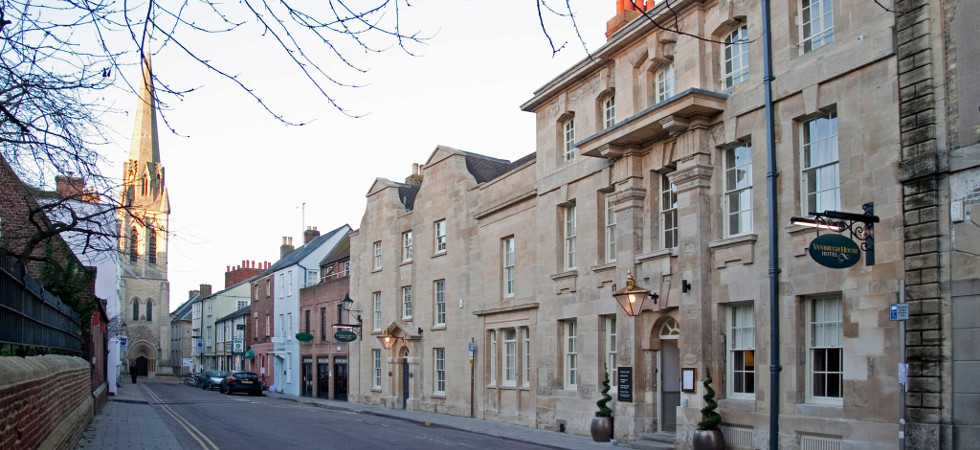 Vanbrugh House Hotel, Oxford