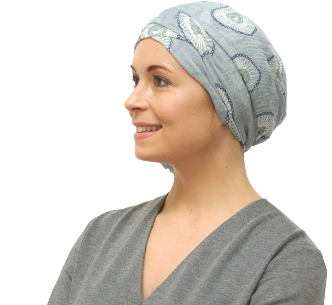 360617003 Headscarves for Cancer Patients – Styles & Fabrics | Luxury ...