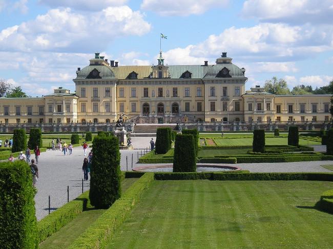drottningholm palace sweden stockholm