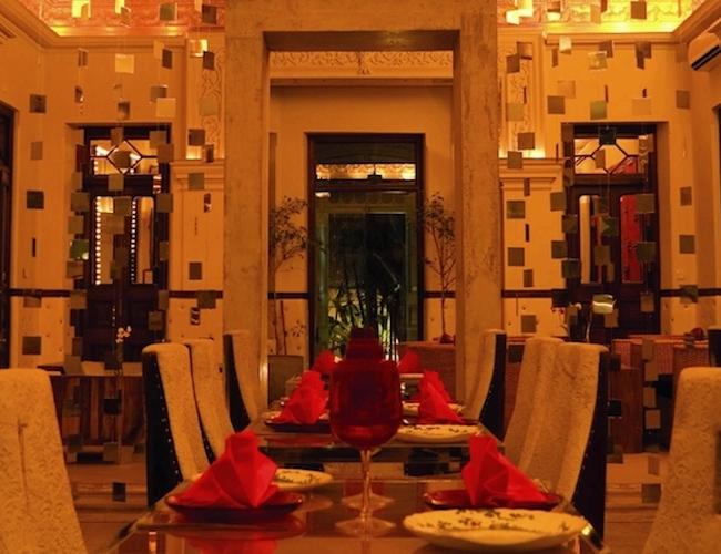 Casa Colombo Mex interior (credit: CCC)