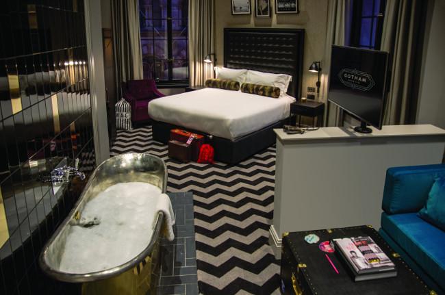The Hotel Gotham manchester