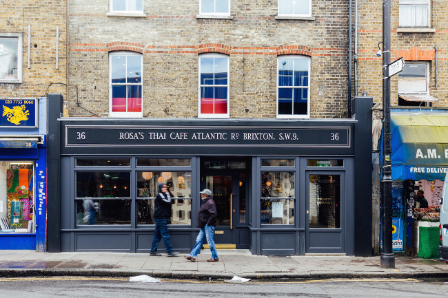 Rosa's Thai, Brixton in London