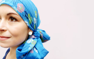 Fashionable Women's Headwear For Hair Loss