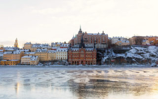 Swedish capital Stockholm
