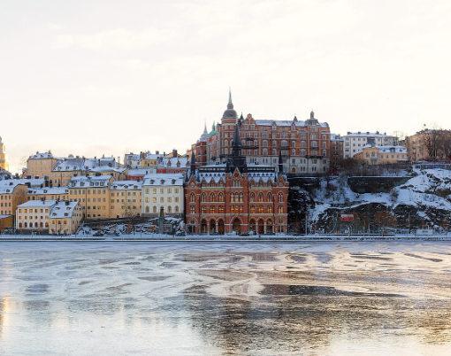 Swedish capital Stockholm