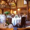 Gallery Restaurant, The Swan at Lavenham in Suffolk