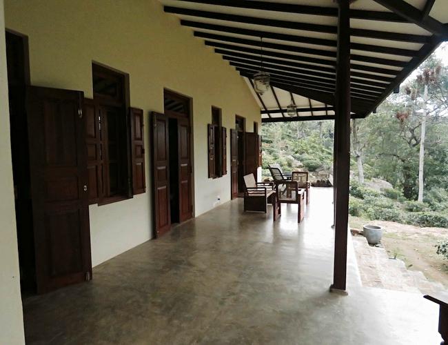 Amba veranda