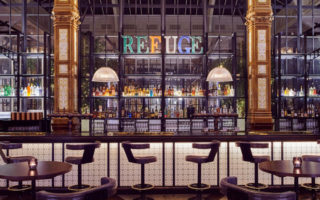 The Refuge, Oxford St in Manchester