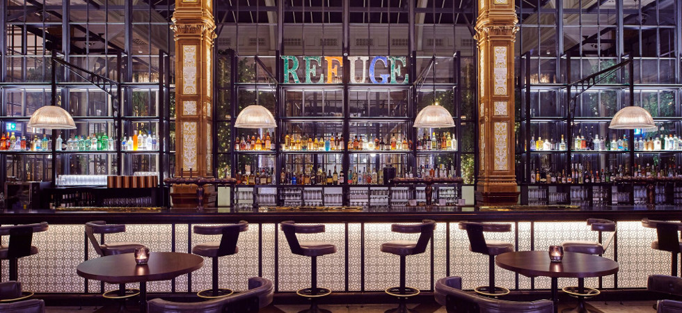 Restaurant Review The Refuge Oxford St In Manchester Luxury Lifestyle Magazine