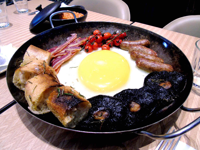 Florentine Dining Room: Restaurant Review: Florentine, Lambeth In London