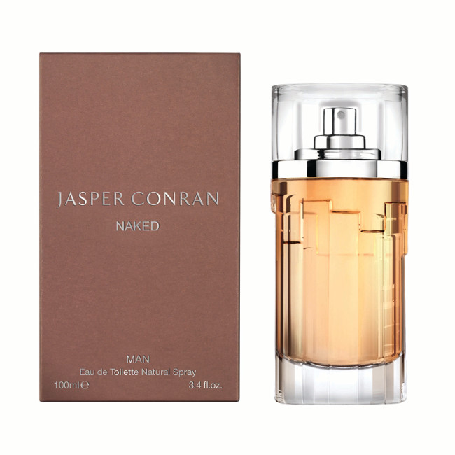 Male fragrance of the week: 'Naked' by Jasper Conran