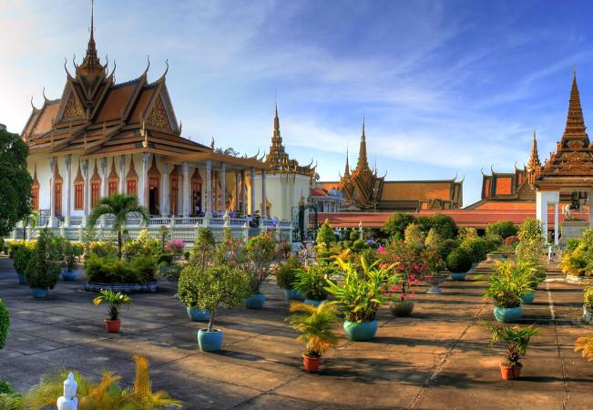 Journey from Siem Reap to Saigon
