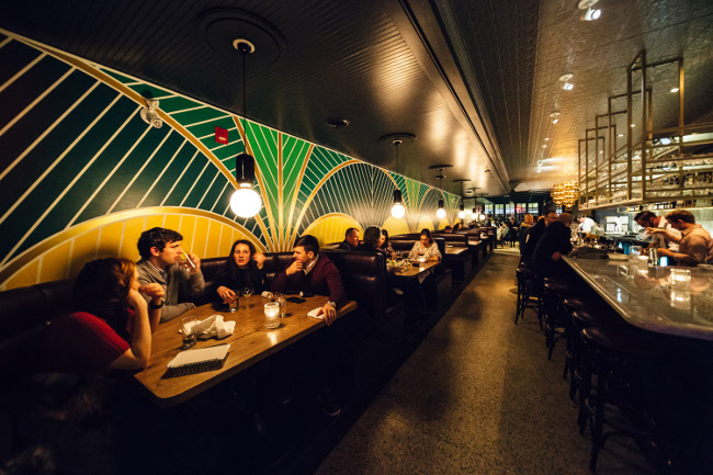 French Restaurant Kensington Market Toronto